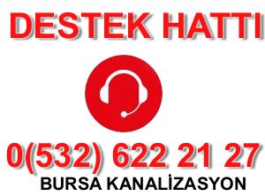 DESTEK HATTI BURSA KANALİZASYON